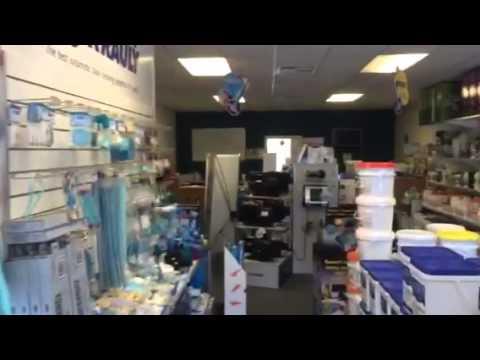 Adelaide Pool Mart Shop Tour