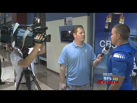 High Schools Converge For 2014 Football Media Day