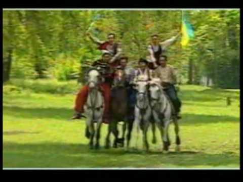 Horse-Stunt (equestrian) Theatre from Kiev, Ukraine.