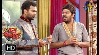 Sudigaali Sudheer Performance | Extra Jabardasth | 4th May 2018  | ETV Telugu