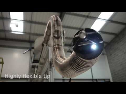 Could This Creepy Robot Tentacle Be the Infinite-Axis CNC Mill of the Future?