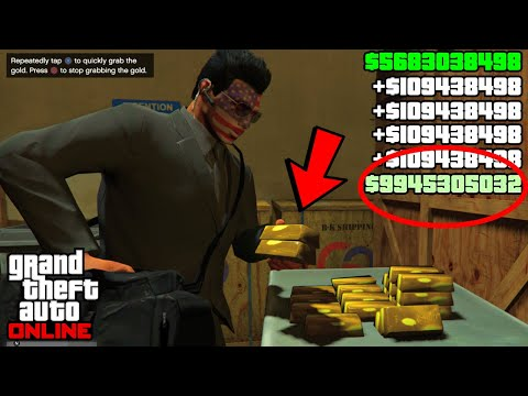 *NEW* Best SOLO Money Method In GTA 5 Online! (MAKE MILLIONS UNLIMITED MONEY AND RP FAST) *EASY*