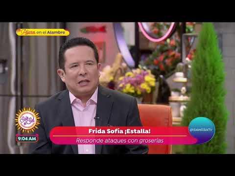 ¡Frida Sofía implacable contra su mamá Alejandra Guzmán  Sale el Sol