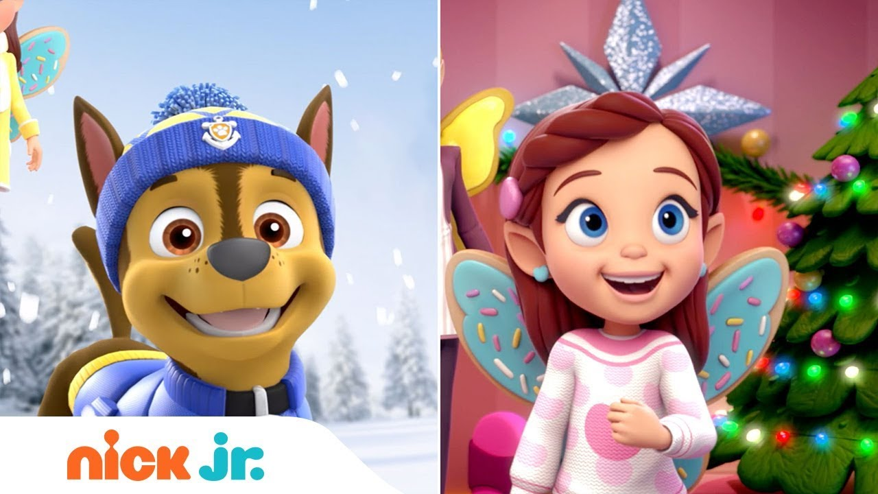 New Holiday Episodes of PAW Patrol & Butterbean's Café ...
