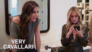 Kristin Cavallari Helps BFF Kelly Navigate the Dating World   Very Cavallari   E!