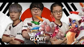 Worlds best Vainglory gameplay, Phoenix Armada at its best! (pt 1/3)