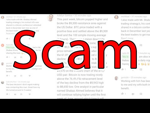 I Called An Investment Scam - Here Is What Happened