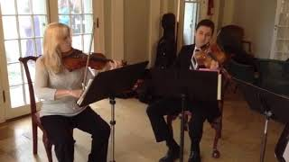 Vivaldi Spring String Trio