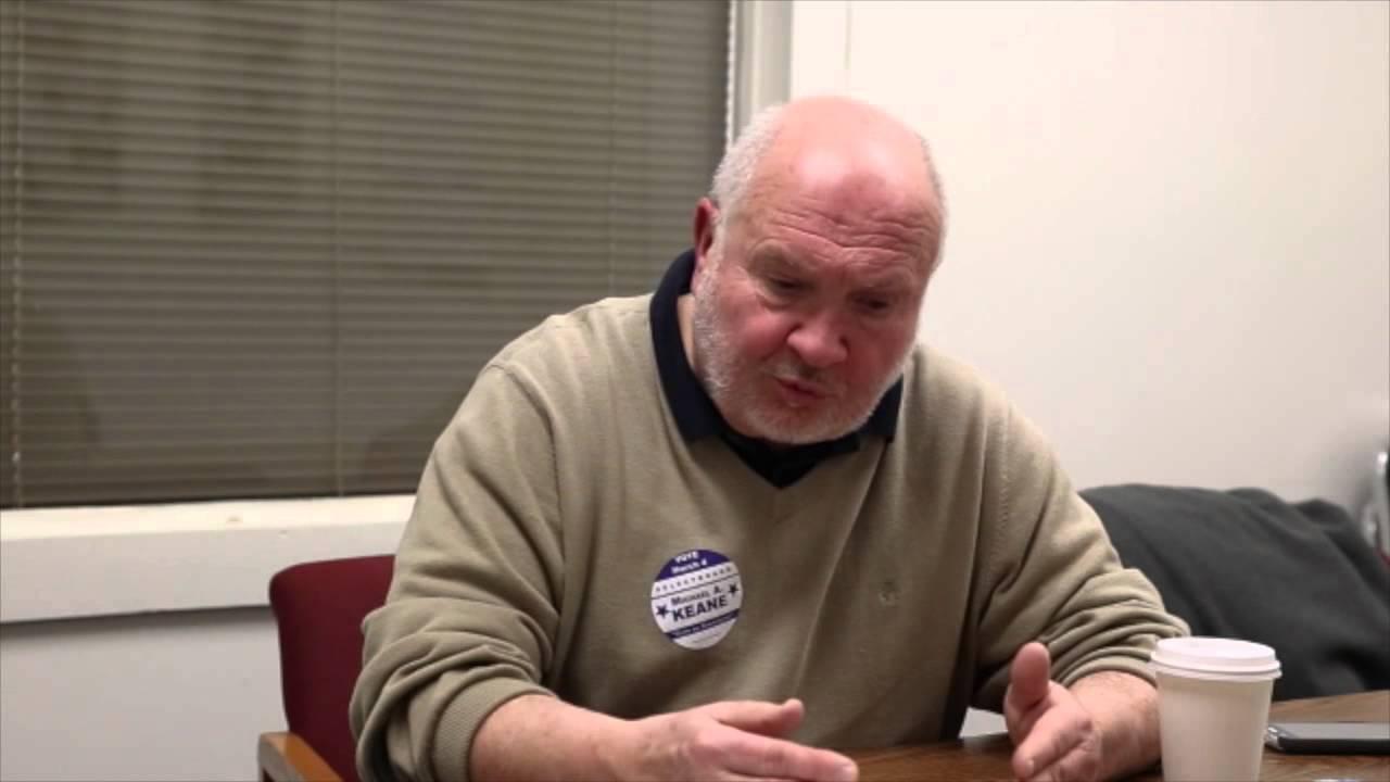 Michael Keane interview - YouTube
