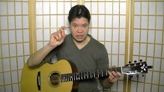 Hello by Lionel Richie – Totally Guitars Lesson Preview