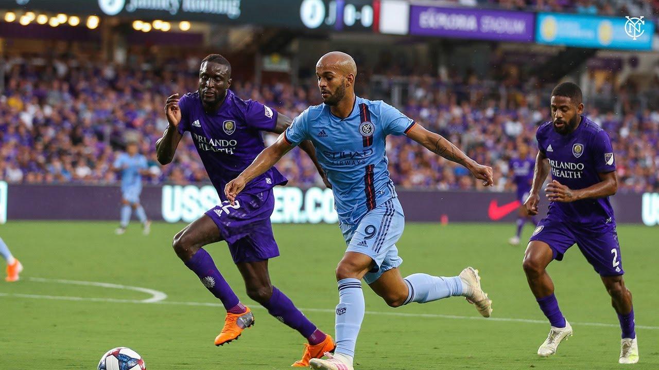 Highlights   Orlando City 1(5) - 1(4) New York City FC