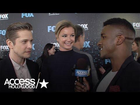 Matt Czuchry & Emily VanCamp Talk Research For Fox Medical Drama 'The Resident'