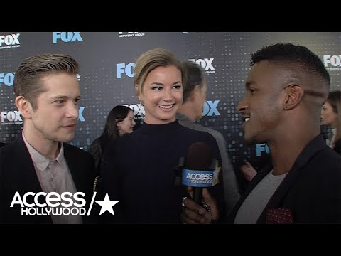 Matt Czuchry & Emily VanCamp Talk Research For Fox Medical Drama 'The Resident'  Access Hollywood