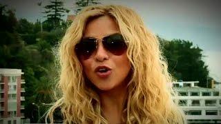 Doble de Shakira cumplió su sueño y se transformó en la colombiana por un día - Maldita Moda