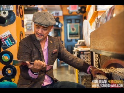 Pixies' Joey Santiago: In-store with The Vinyl District at Washington, DC's Som Records