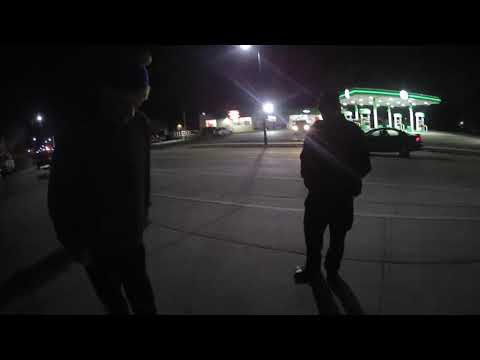 Racine police sergeant undergoes field sobriety tests preceding OWI arrest