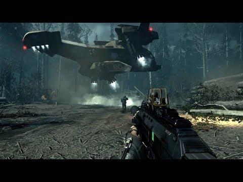 Amazing Futuristic Stealth Mission From Call Of Duty Advanced Warfare