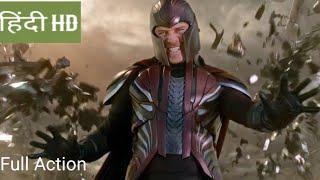 X Men Apocalypse Hindi movie clips part (12/12)