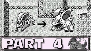 Pokemon Red Part 4 - Nidoran Evolves