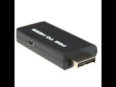 "VCQCD #1: Convertisseur ""PS2 To HDMI""."