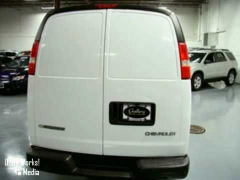 2006 Chevrolet Express Van #P1302 In Brentwood St. Louis,