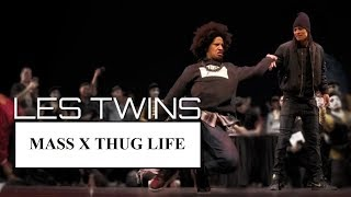 LES TWINS | MASS X THUG LIFE MOMENTS