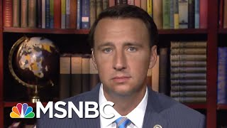 Ryan Costello: Donald Trump's Russia Probe Strategy Is 'Street Fighting' | MTP Daily | MSNBC thumbnail