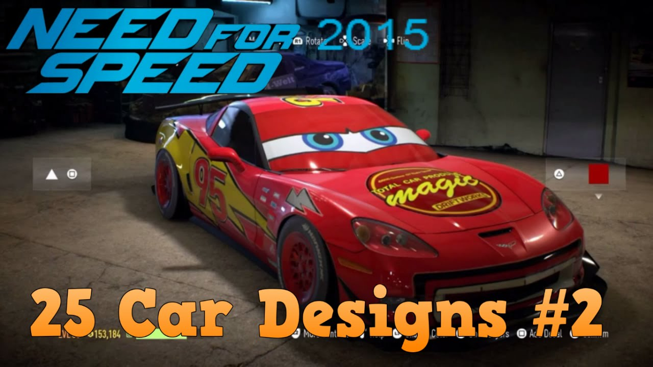 Need For Speed 25 Car Designs Awesome Pictures 2 Youtube