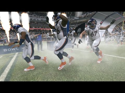 Madden 17 Career - The Super Bowl!