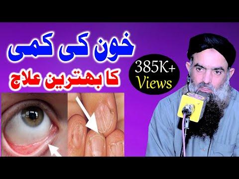Khoon Ki Kami Ka Behtreen Alaj by Dr Muhammad Sharafat Ali sb 26+01+19 m2ts