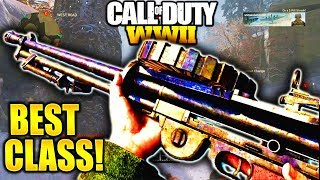 Can We Get 2000 LIKES! Use This Gun in COD WW2 Lewis Best Class Set...