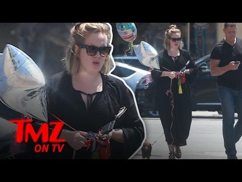 Adele: Rumor Has It Congratulations Are In Order | TMZ TV
