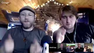 The Bitcoin Group #199 - Assange Arrested - Hodlonaut Drama - Shaking the System - Coinbase Card