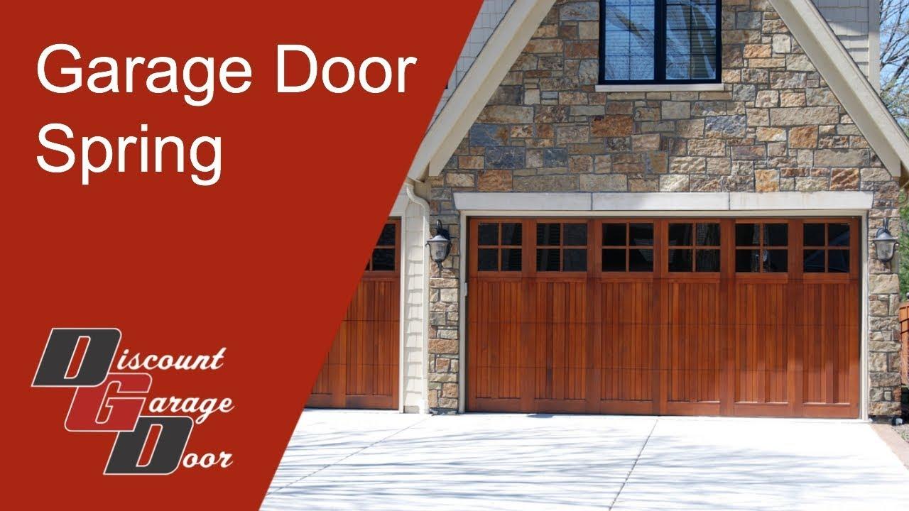 Garage Door Spring Edmond   (405) 348 2000