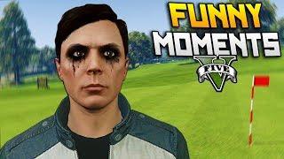 GTA 5 HIDE AND SEEK! - Funny Moments & Fails