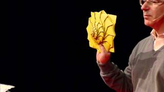 Origami: technique, art, technology | Roberto Gretter | TEDxTrento