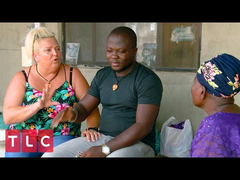 Angela And Michael Visit Michael's Mother | 90 Day Fiancé: Before The 90 Days