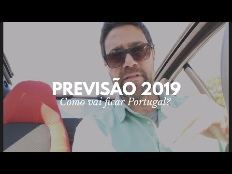 Portugal em 2019 | Previs�o | Andr� Oliveira