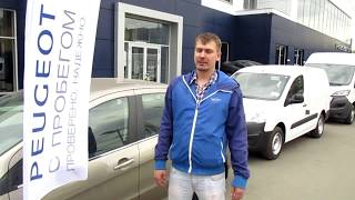 Отзыв Фаворит Моторс - обслуживание автомобиля Peugeot 408 у официального дилера Пежо в Коптево