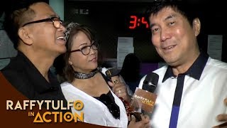 BUKOD SA BUFFET, CONCERT AT SHOPPING, SI IDOL RAFFY RAW TALAGA ANG ADDICTION NIYA!