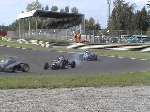Irish Formula Vee Festival Final 2005