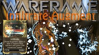 Warframe - Infiltrate Augment -=Ivara=-