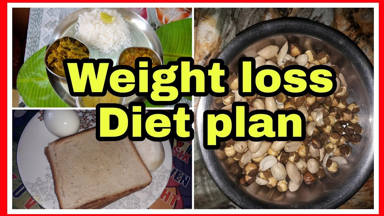 Full day diet plan for weight loss