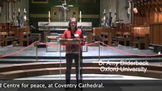 Mindfulness & Personal Transformation at Coventry Cathedral 2016