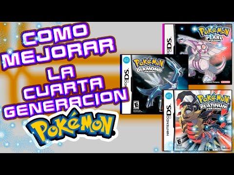 MEJORAR: La Cuarta Generación Pokémon | #4