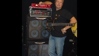 Mark king bass tutorial - How to play Mr Pink  2/4