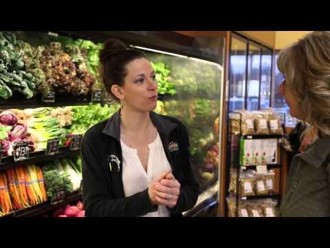Choices Markets Nutrition Store Tour - Produce Department