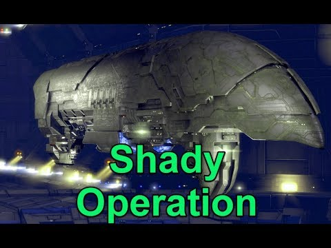 Shady Operation - EVE Online Live Presented in 4k