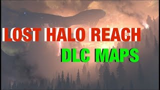 Why You Should Download The Free Halo Reach DLC Maps!
