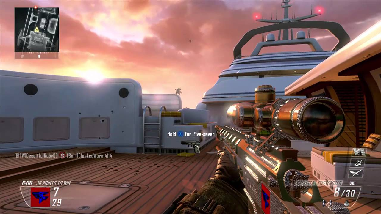 Call of Duty: Black Ops II Epic Fails With Hacked Lobby ...